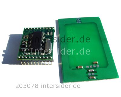 Pact Mifare 13,56kHz Wiegand