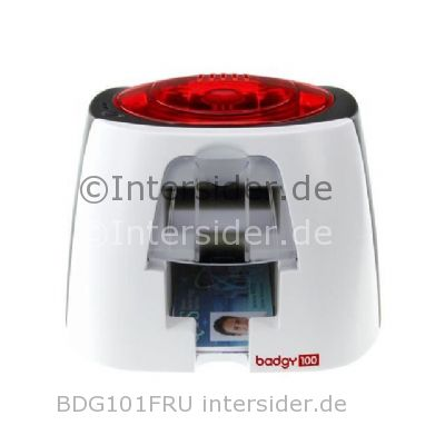 Evolis Badgy 100 Kit