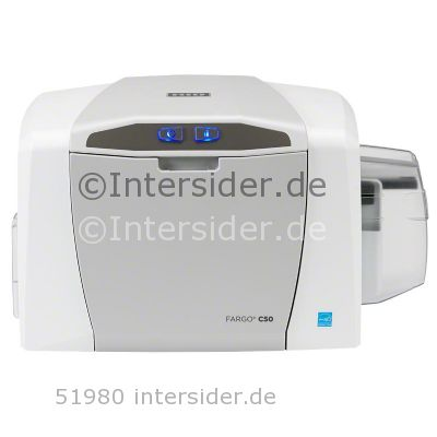 Badgedrucker C50