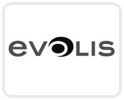Evolis Plastikkarten Badgy 0,5 mm